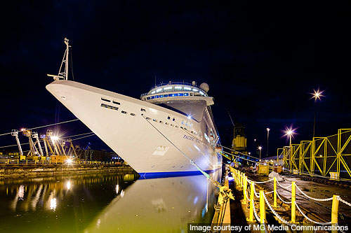 The Ocampo gold silver mine is located in Sierra Madre Occidental, Chihuahua, Mexico.