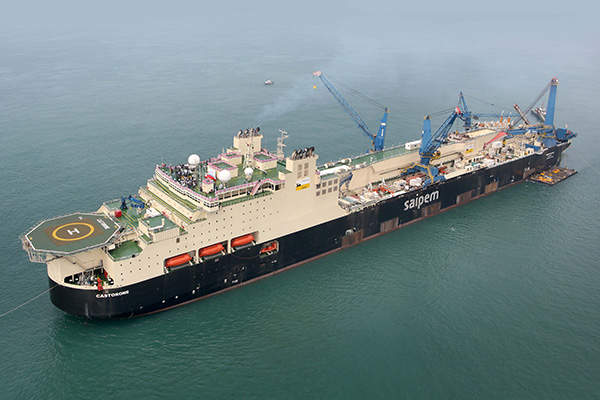 Ida Central is one of the prospects at the Husab Project. Image courtesy of Swakop Uranium.