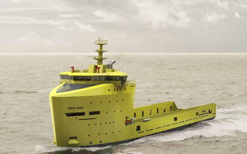 A conceptual site layout of the Stibnite Gold Project. Image courtesy of Midas Gold.