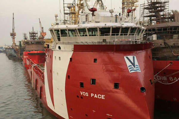 The Tonkolili iron ore mine in Sierra Leone commenced production in 2011. Image: courtesy of African Minerals.