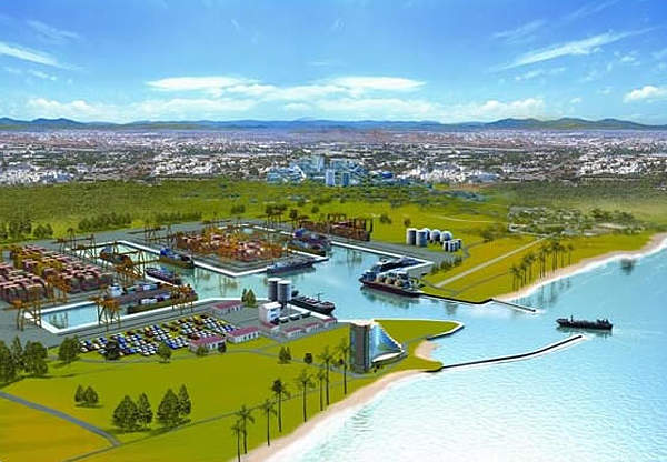 The Rocklea iron ore project is located 50km north-west of Paraburdoo and 30km west of Tom Price in Pilbara region, Australia. Image courtesy of Murchison Metals Ltd.