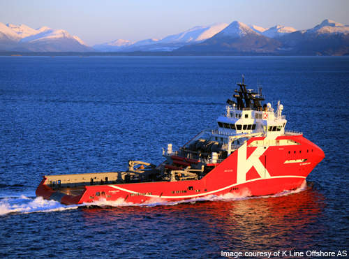 The drilling pads at the Paron Gold Mine site.
