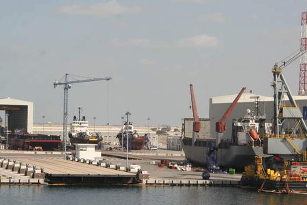 Mining activities at the Udachny open-pit mine began in 1976.