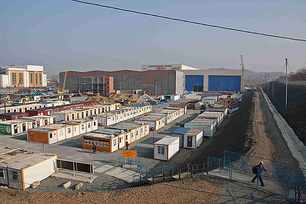The Aurora project is estimated to produce approximately 3.3Moz of gold during its 17-year life. Image courtesy of Alchemist-hp.