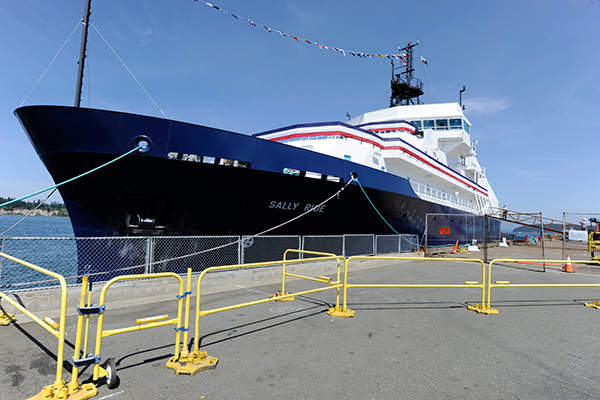 Eagle underground mine is a high-grade sulphide deposit comprising of copper and nickel. Image courtesy of Eagle Mine.