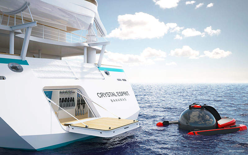 Reclamation works will be performed following the closure of the mine. Image courtesy of Midas Gold.