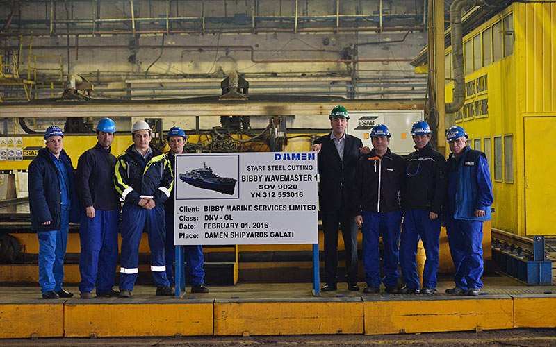 The existing Veta Sur ramp accessing the Veta Sur vein system. Image: courtesy of Continental Gold.