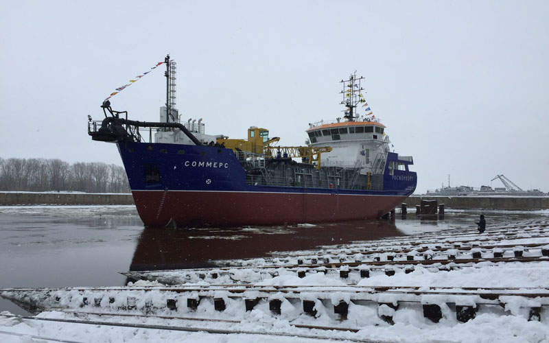 Certain parts of the Wesmeg deposit will be developed as part of the Meliadine Gold Project. Image: courtesy of Agnico Eagle Mines.