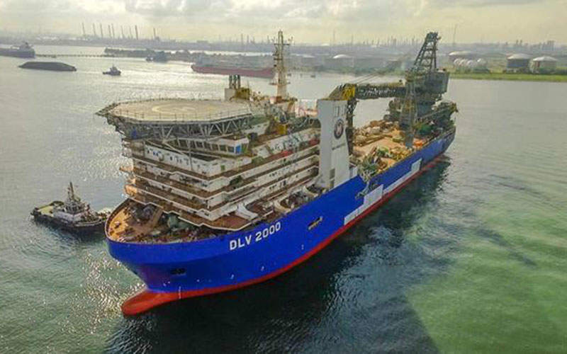 An isometric view of the A1 mine decline. Image courtesy of A1 Consolidated Gold LTD.