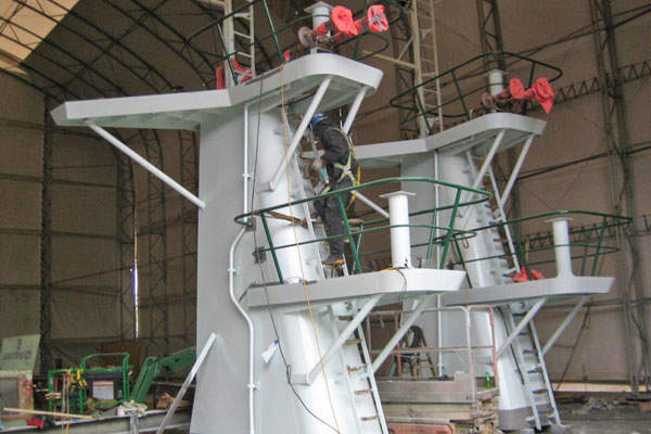 Truck and excavation mining method is applied at the Daunia open cut mine. Image courtesy of BHP Billiton.