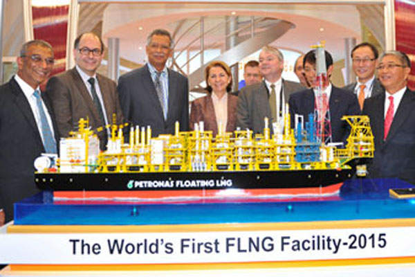 The ore is stockpiled and graded before processing. Image courtesy of Banro Corporation.