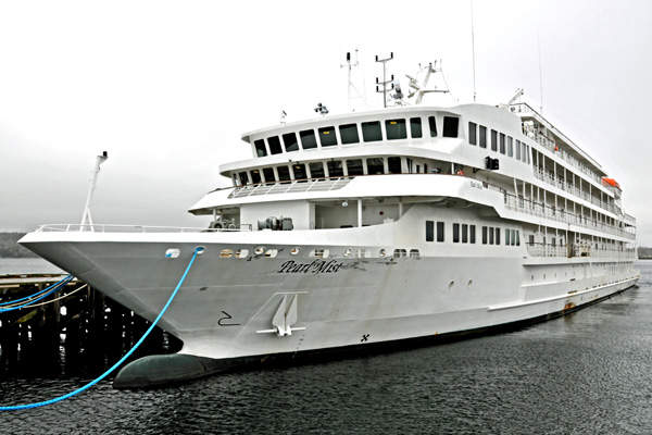 Aerial view of the Gahcho Kué diamond mine.