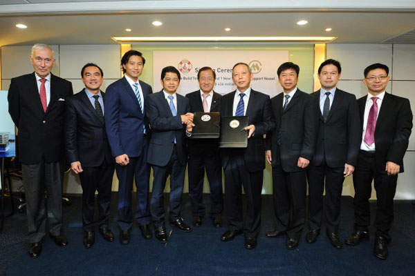 The gold-silver mine started commercial production in September 2010. Image courtesy of Alchemist-hp.
