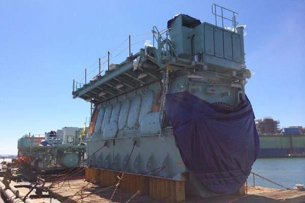 San Dimas mine expanded