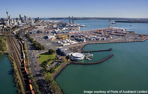Tapuli mine and waste dump layout.