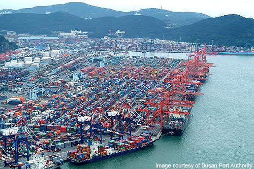 Geologists monitoring the drilling progress.