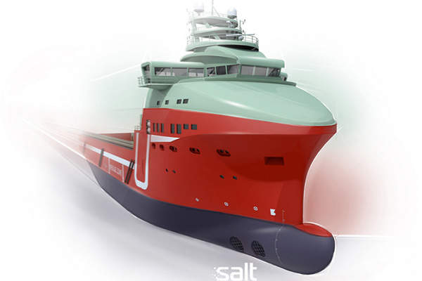 Ferric holding tanks are constructed at the mine site.