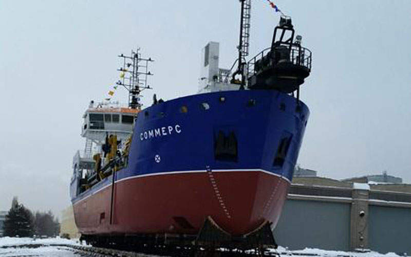 The construction of the Higabra Valley tunnel was completed in June 2014. Image: courtesy of Continental Gold.