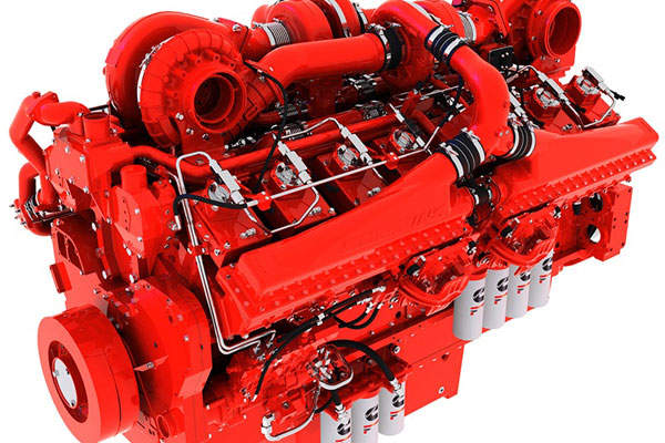 Construction of the Namoya gold mine began in 2012. Image courtesy of Banro Corporation.
