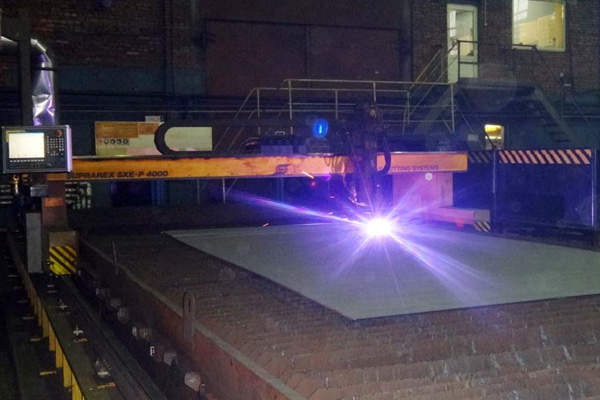 The Gahcho Kué mine is expected to produce 4.5million carats of diamonds annually. Image courtesy of De Beers Canada.
