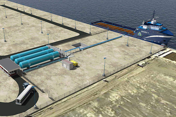 The deposit is a combined open pit and underground mining operation. Image courtesy of Eldorado Gold Limited.