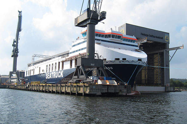 An underground ramp from the Chisel North Mine provides access to the Lalor mine. Image courtesy of Hudbay Minerals Inc.
