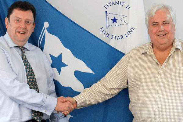 Hebei Iron & Steel will purchase 60% of the iron ore produced at Kami. Image courtesy of Alderon.