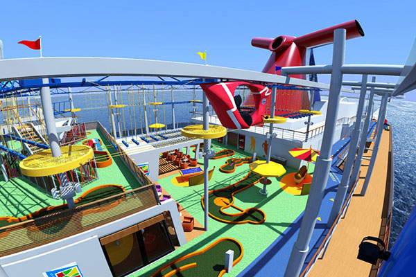The site for the tungsten processing facility.