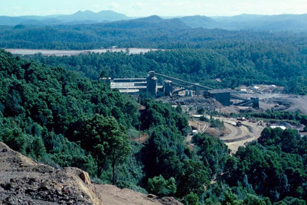 Renison Tin Mine