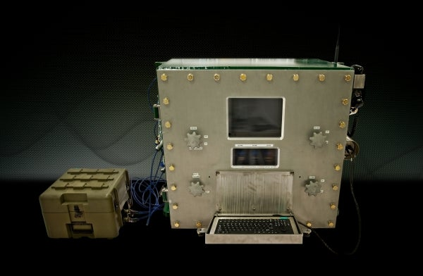 Lockheed Martin's MagneLink system