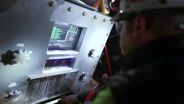 Lockheed's wireless communication system