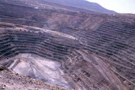 Top 10 Deep Open Pit Mines Mining Technology