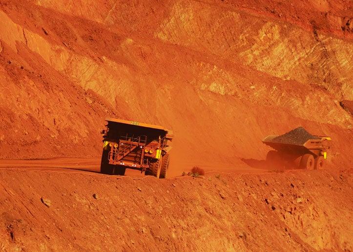 RBM produces titanium dioxide feed stocks as well as high purity iron, zircon and rutile.