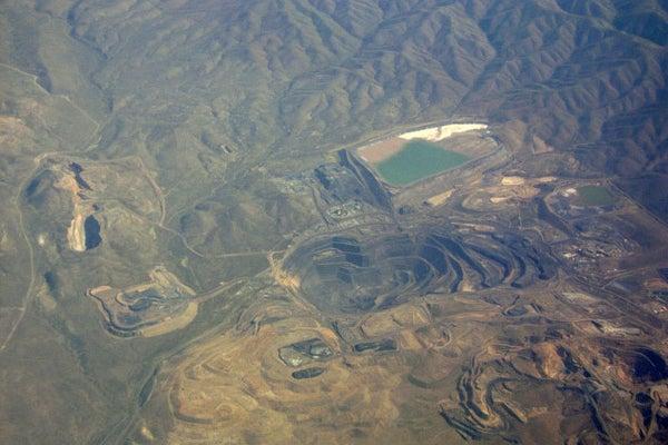 Betze-Post Gold Mine, Nevada