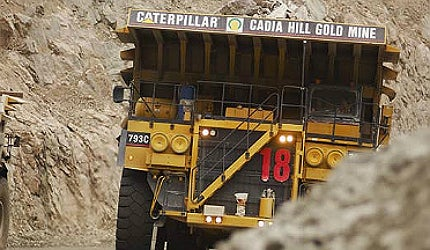 Cadia East Underground Gold and Copper Mine, New South Wales