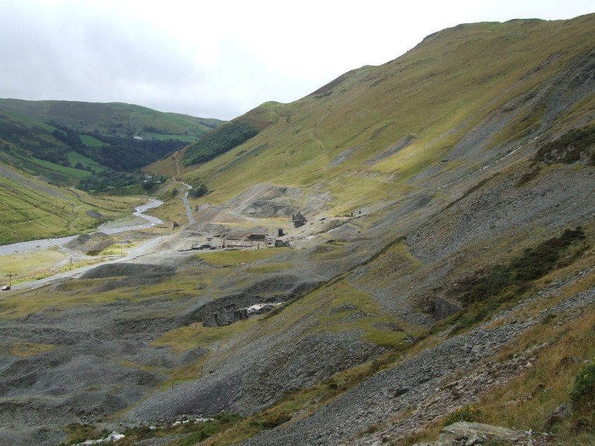 The Crown Estate divests historic Cwmystwyth Mines to Cambrian Mines Trust