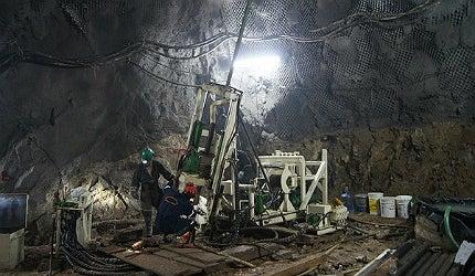 Del Toro Underground Silver Mine, Zacatecas