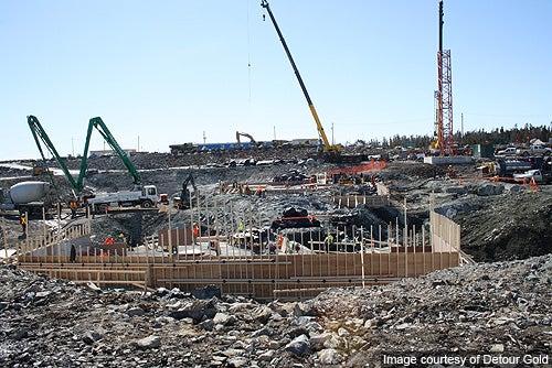 Canada mine image
