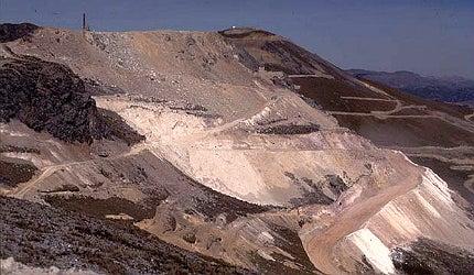 Mining top image