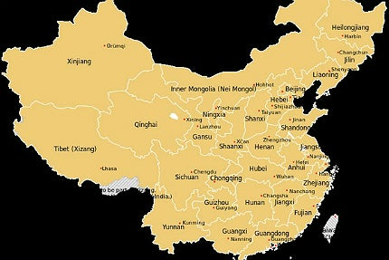 China is the largest gold producing country in the world