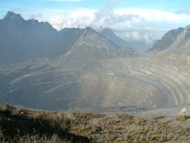 Grasberg mine