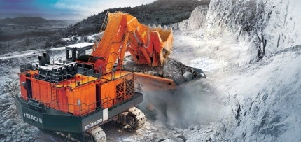 Hitachi Consulting mining technology