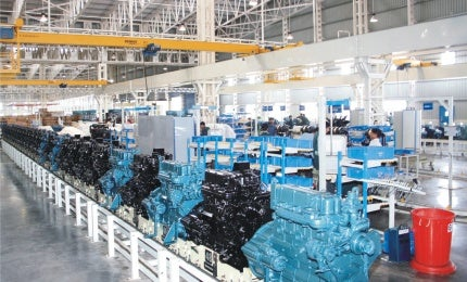 Kirloskar oil engines