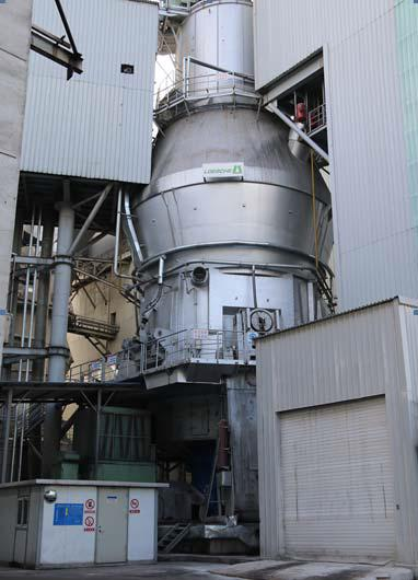 Blast Furnace Slag Asbestos : Loesche hands over the world s largest slag mill mining