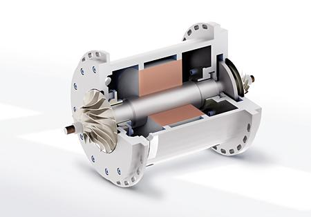 With The Development Of Its New High Sd Turbo Hst Technology Boge Is Ushering In A Era Compressed Air