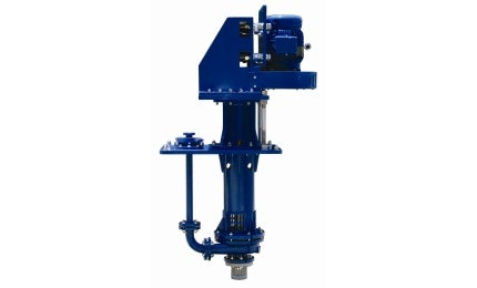 ZW vertical pump