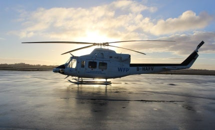 global helicopter services