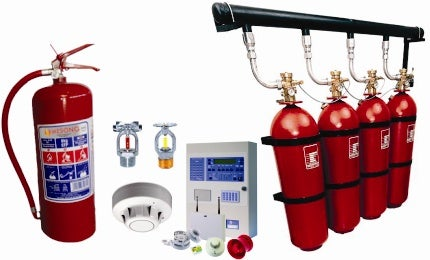 Image result for Fire Safety Equipment