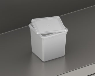 tamper proof container in 4.5l size