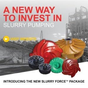tru-flo slurry pumping